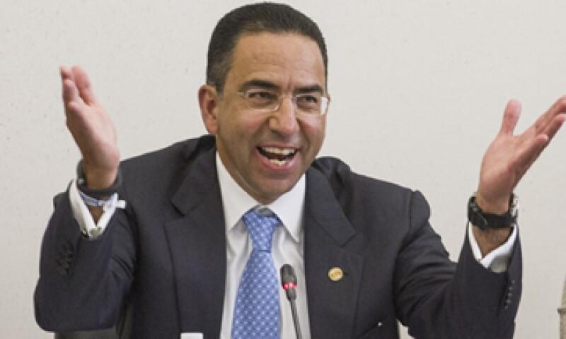 Lozano preside la comisión de Comunicaciones y Transportes (Foto: Cuartoscuro)