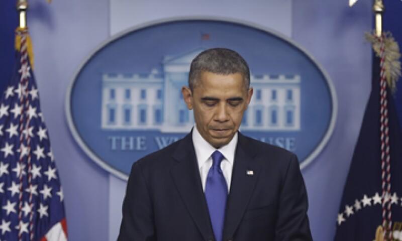 Obama reiteró que ha trabajado con los líderes de ambos partidos, pero que es momento de tomar acciones inmediatas. (Foto: AP)