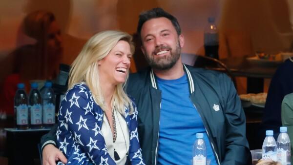 Ben Affleck y Lindsay Shookus
