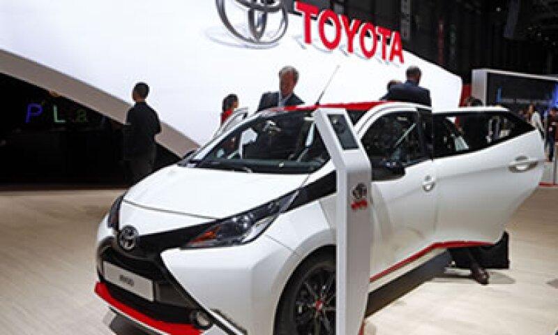 Toyota espera comercializar 75,000 unidades anuales en un plazo de tres años. (Foto: Reuters)