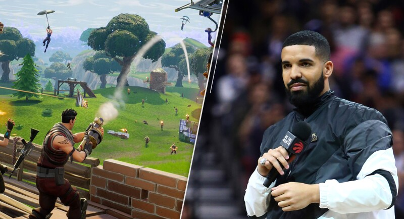 Drake rompió récord ayer en una plataforma de videojuegos