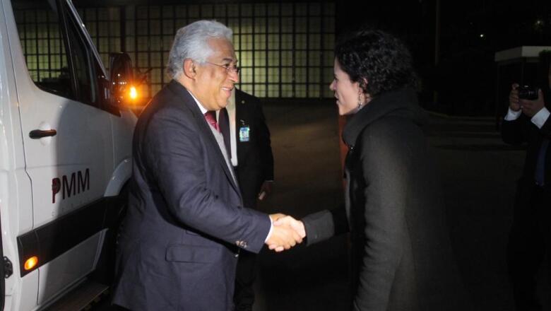 El Primeiro Ministro de Portugal