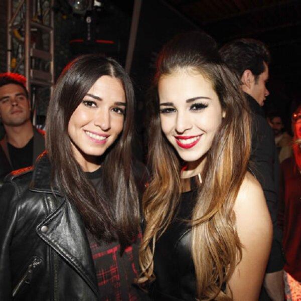 Laura G y Danna Paola
