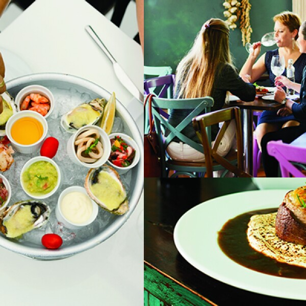 Se encuentra en el complejo gastronómico Barchef Mercado Gourmet, ubicado en el barrio colonial Poço da Panela. El lugar ofrece a los comensales desde frescos mariscos hasta un filet mignon a muy bajo precio.