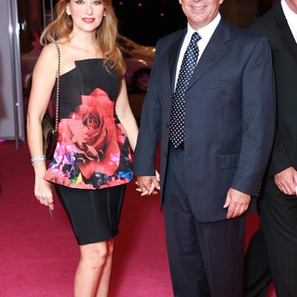 Patricia Ibarra de Palazuelos y Alvaro Palazuelos