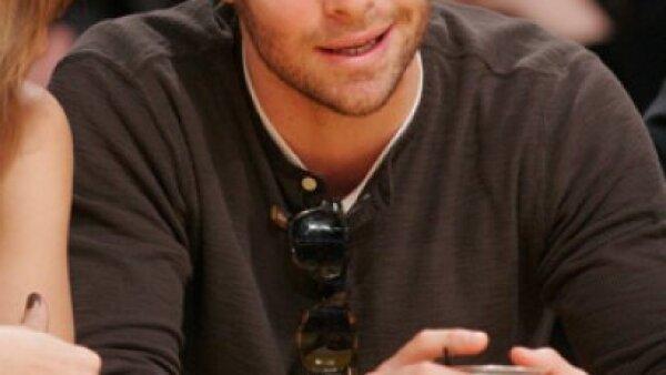El joven actor Chris Pine, conocido por interpretar a Jake Hardin en `Just My Luck´ o a Nicholas Deveraux en `The Princess Diaries 2: Royal Engagement´.