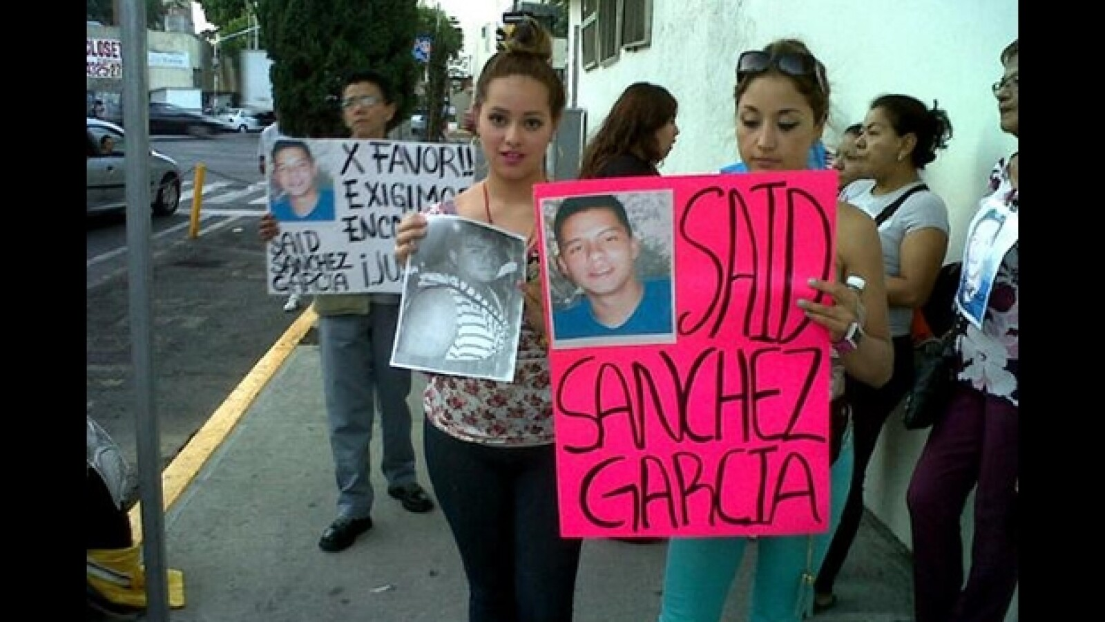 protesta familiares tepito pgjdf