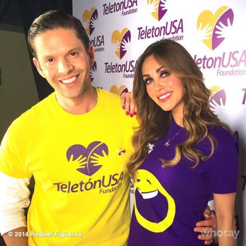 La versión estadounidense de la colecta se propuso recaudar más de 15 millones de dólares y lo logró. Thalía, Ricky Martin, Jaime Camil y más apoyaron la causa.
