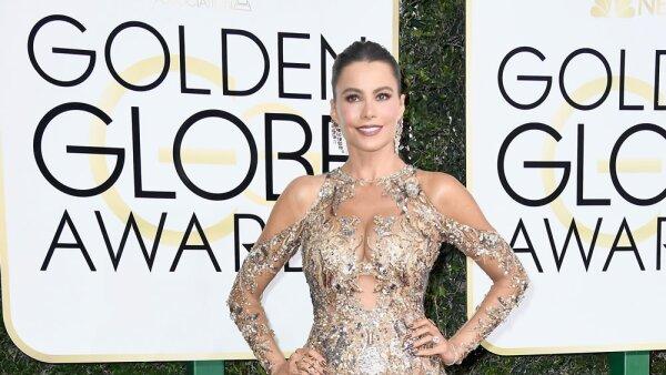 Golden Globes: Sofia Vergara