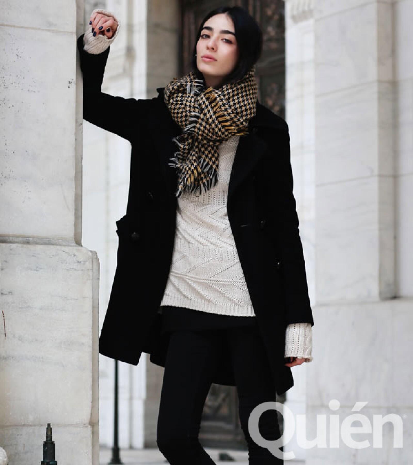 Cristina Piccone Takano, modelo. Marc Jacobs, Ruffian y Bottega Veneta la han llamado para sus desfiles.
