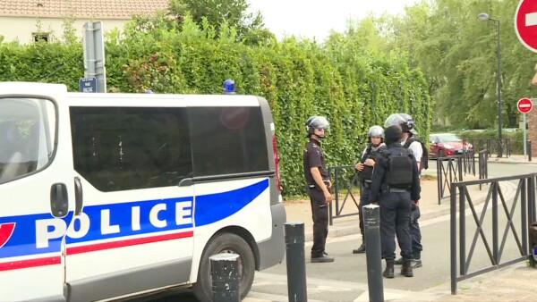 Hombre ataca con un cuchillo a su madre y a su hermana en Francia