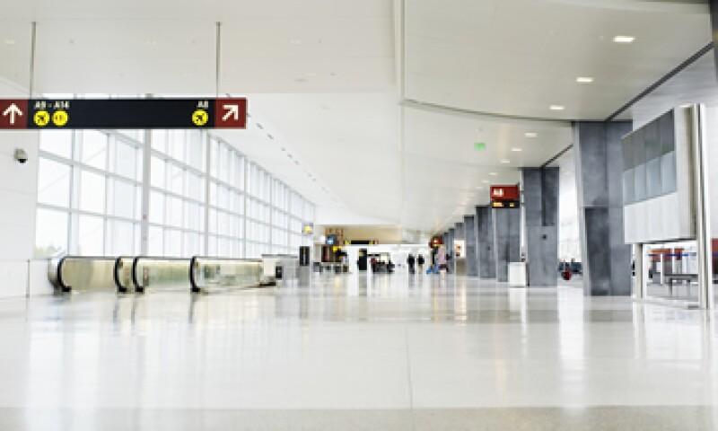 OMA obtuvo en 2012 una utilidad neta de 819 millones de pesos. (Foto: Getty Images)