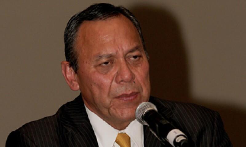 Jesús Zambrano, presidente del PRD, quien ha rechazado en todo momento la reforma del Ejecutivo. (Foto: Especial)