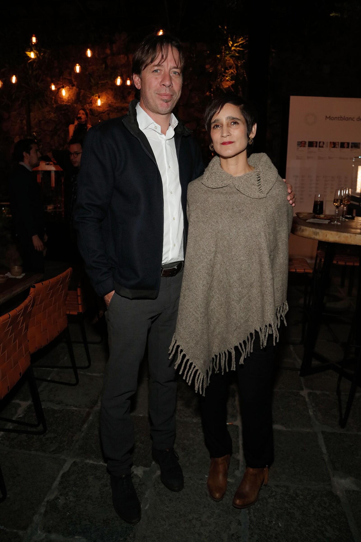 Premiacion de Montblanc de la Culture Arts Patronage Award 2017