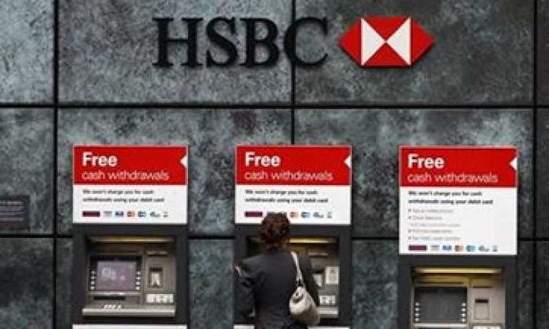 HSBC acordó con el Gobierno de EU pagar una multa por 1,900 mdd por acusaciones de lavado de dinero.  (Foto: Getty Images)