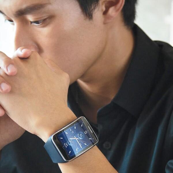 Gear S Watch Samsung 4