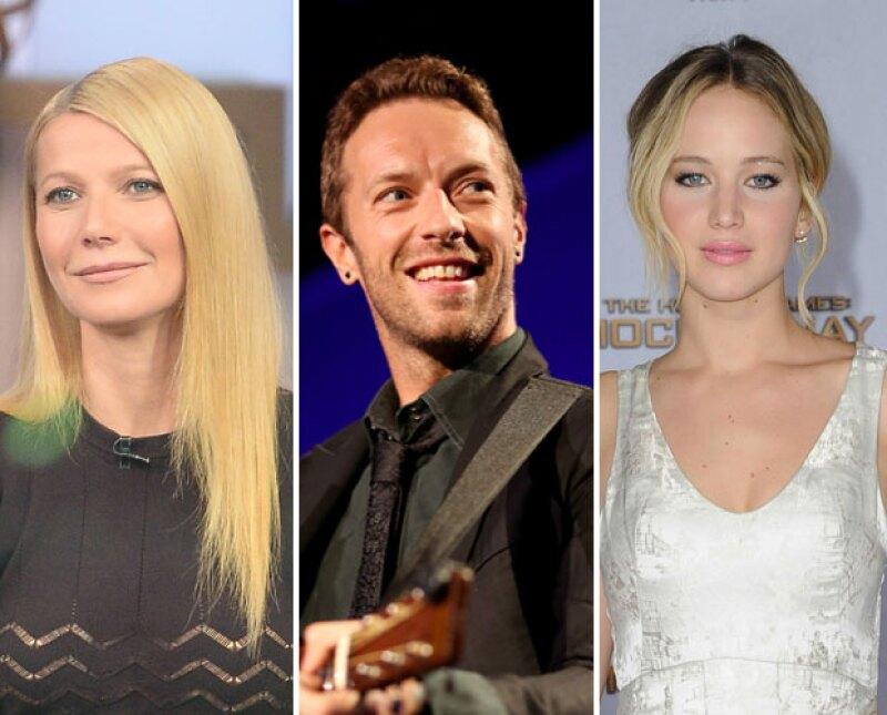 La actriz por fin habló sobre su separación con el vocalista de Coldplay, además de dar su completo consentimiento acerca de la relación de su ex con Jennifer Lawrence.