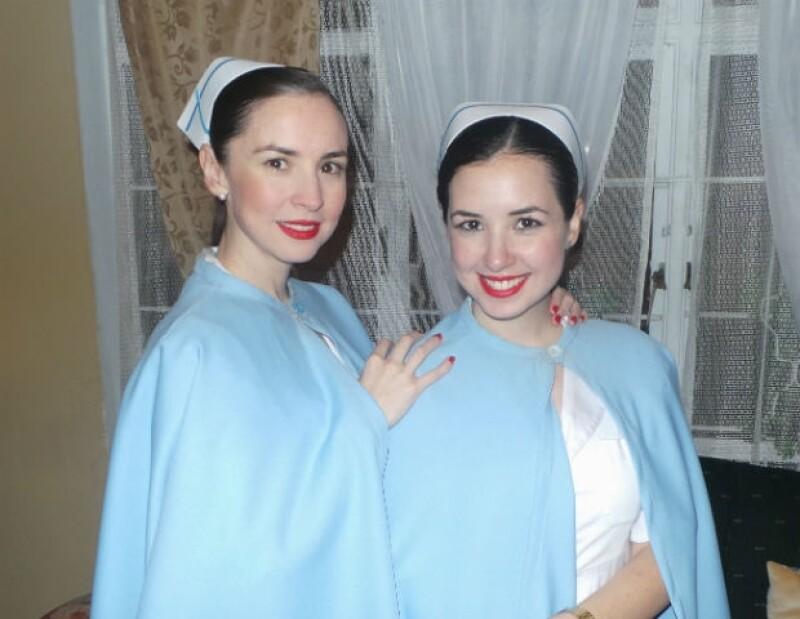 Las hermanas Torre interpretan a dos enfermeras, una de ellas mantiene un oscuro secreto.