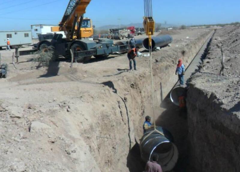 Proyecto Ramal Norte, en Hermosillo