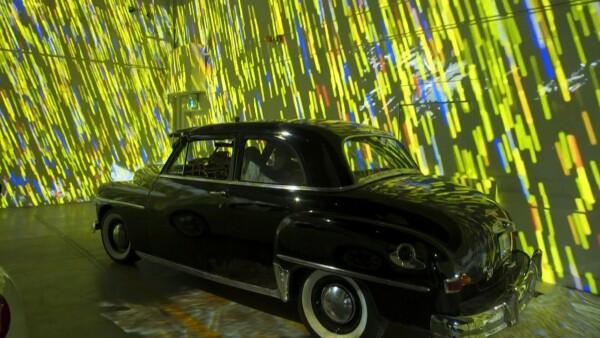 Van Gogh se exhibe en versión autocine en Toronto