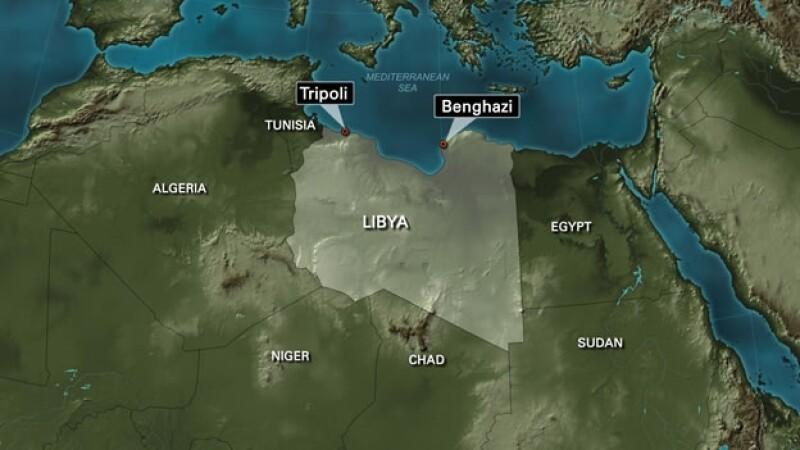 Bengasi Libia
