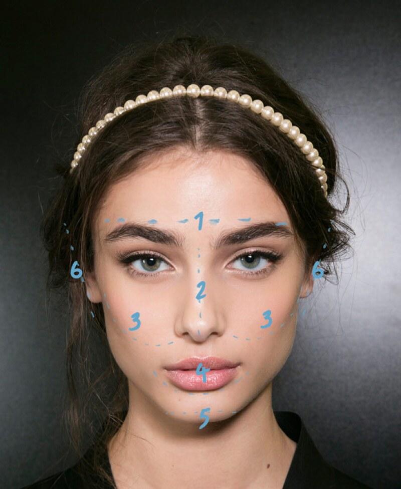 No es lo mismo que te salgan en la frente a que los tengas en la nariz. El lugar de tu cara en el que eres más propensa puede estar indicando un desbalance en algún órgano vital.