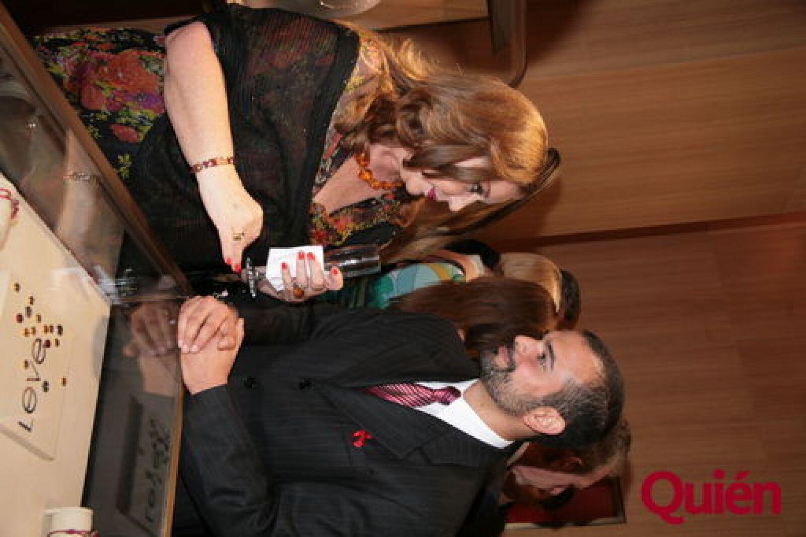 Ana Rosa Tanco, Alejandro Sordo
