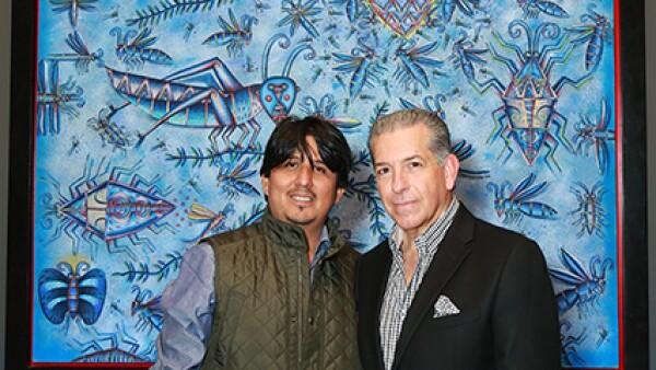 Fernando Andriacci y Javier Prieto