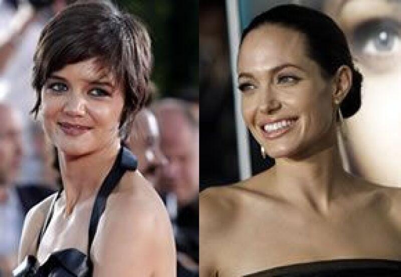 Kristin Davis asegura que a Katie Holmes y Angelina Jolie les iría muy bien.