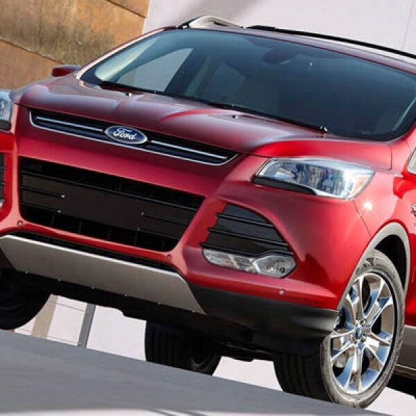La Ford Escape se reinventa por completo, haciendo su debut en el Salón de Los Angeles 2011.