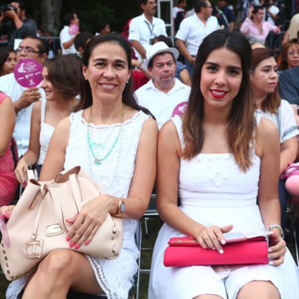 Laura Pérez de Carrasco y Adriana Carrasco