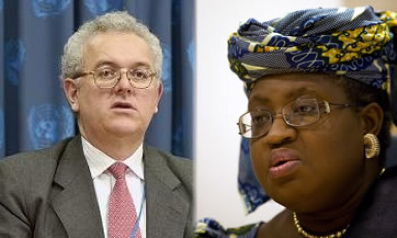 José Antonio Ocampo (izq) y Ngozi Okonjo-Iweala (der) buscarán la presidencia del Banco Mundial. (Foto: Especial)