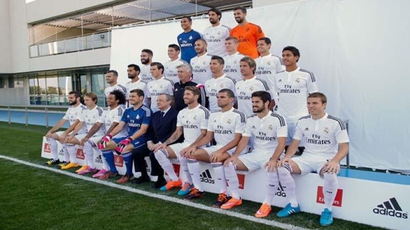 real madrid foto oficial