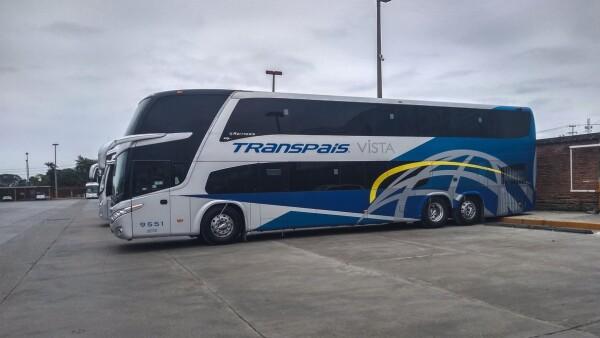 camión Tamaulipas