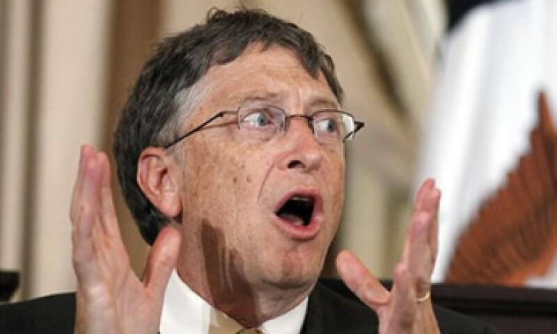 Microsoft no tenía ninguna obligación de ayudar a Novell, dijo Bill Gates. (Foto: AP)