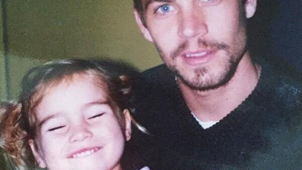 A casi un año y medio de la muerte de Paul Walker, es su hija Meadow quien no deja de recordarlo y expresar lo mucho que extraña a la estrella de Fast & Furious.