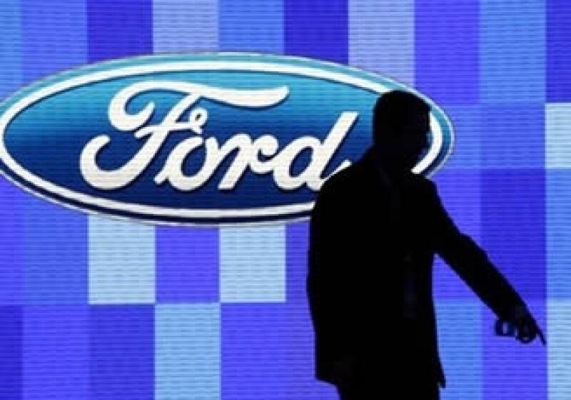 La participación de Ford en el mercado de Europa rebasó por primera vez desde septiembre de 2001 el 10%.  (Foto: AP)