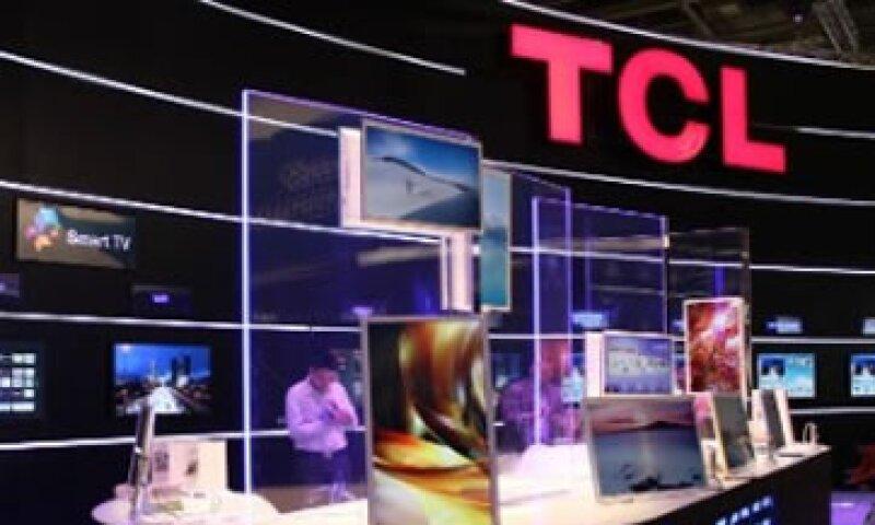 La pantalla Ice Screen tiene la opción de descargar música y aplicaciones de Internet.  (Foto: Cortesía Fortune)