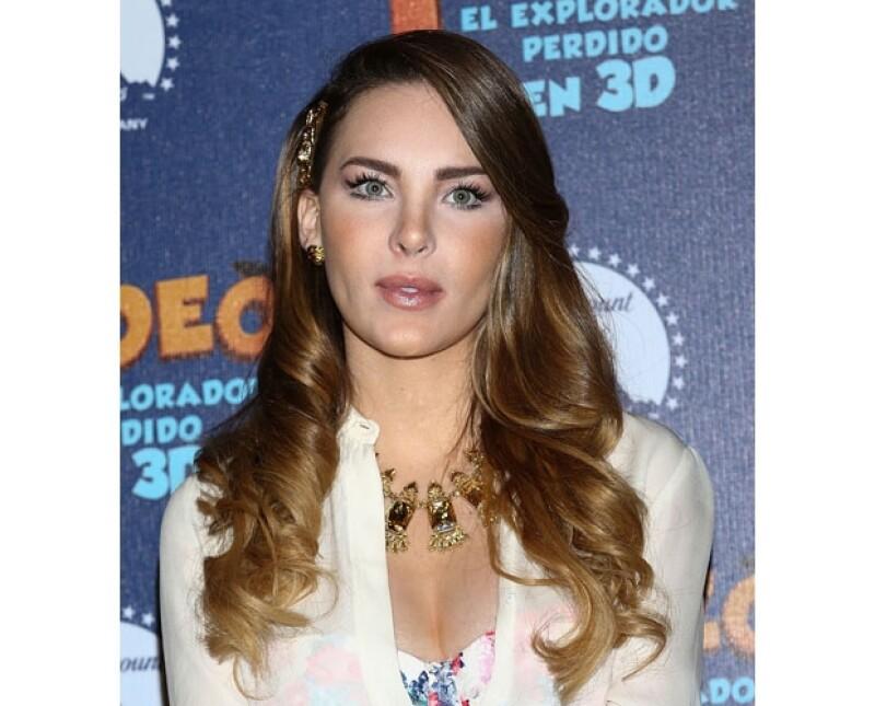 Carmen Montejo actuó como abuelita de Belinda en la exitosa telenovela Amigos por siempre.