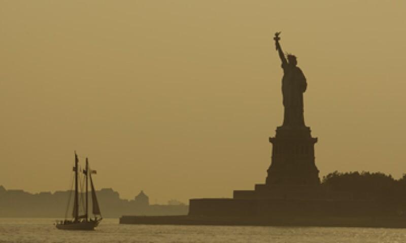 Pese a los negativos impactos del huracán Sandy la economía estatal se muestra sólida. (Foto: Getty Images)