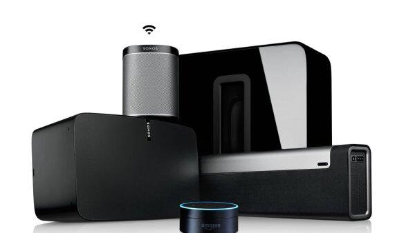 La voz de Sonos