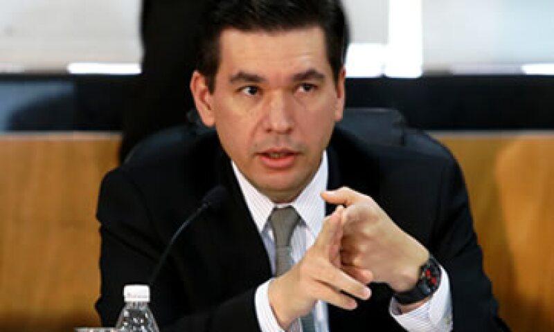 El subsecretario de Hacienda y Crédito Público, Fernando Aportela, destacó el menor crecimento de Estados Unidos a lo esperado. (Foto: Cuartoscuro )