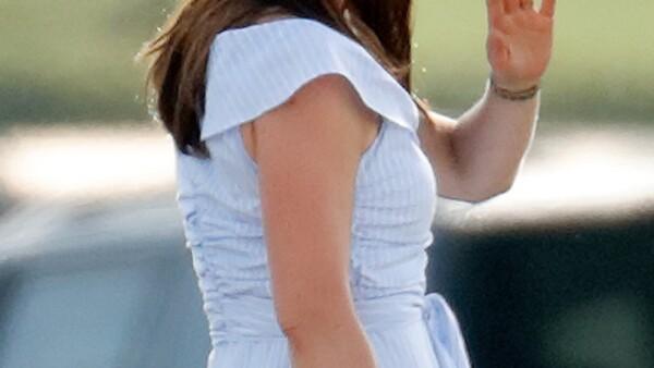 La inesperada reacción de Kate Middleton tras triunfo de William.