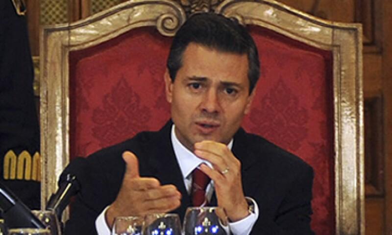 Pese a que los CEO dieron al gobierno de Enrique Peña Nieto una calificación 9.2 puntos menor a la del primer trimestre del 2013, prevén un repunte para el siguiente para los siguentes 12 meses. (Foto: Cuartoscuro)
