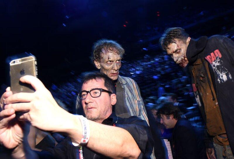 The Walking Dead recientemente estrenó su sexta temporada exclusivamente para los fans de la serie.