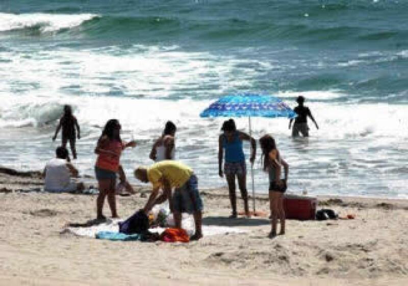 Verano es la mayor temporada de vacaciones. (Foto: Notimex)