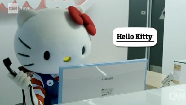 Los Ángeles alberga este gran museo secreto de Hello Kitty