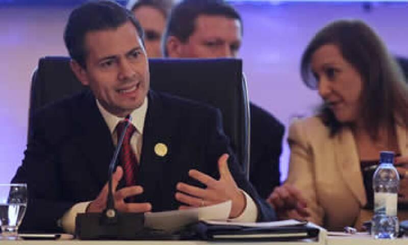 El presidente destaca la coincidencia entre los partidos políticos y el Gobierno en ciertos temas. (Foto: Reuters)
