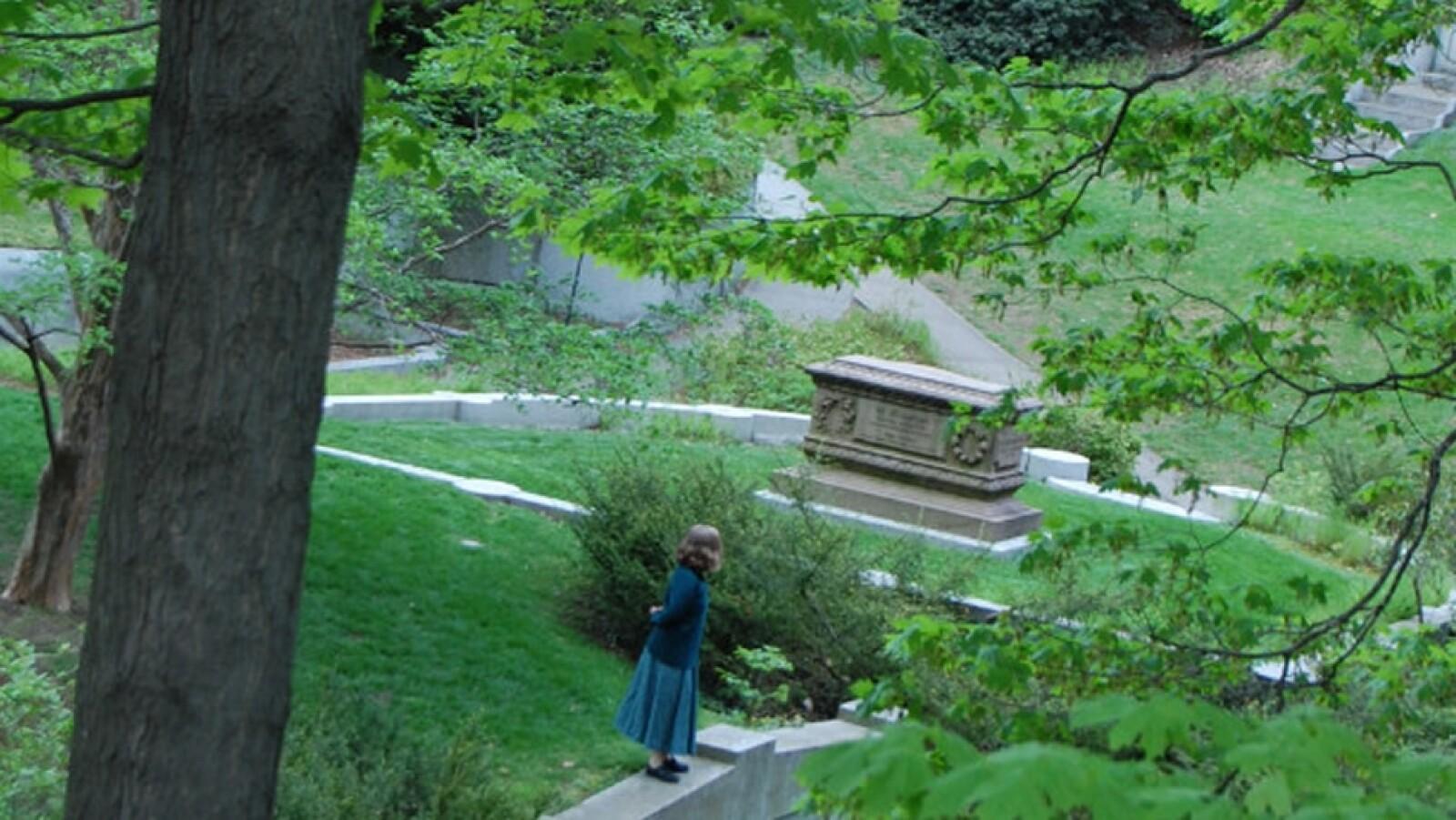 Mount Auburn cementerio