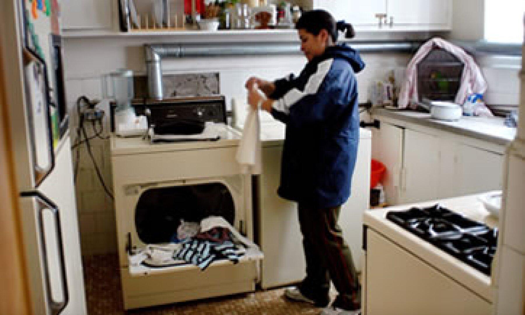 La reforma laboral no favorece las condiciones de empleo de los trabajadores domésticos.  (Foto: Archivo)